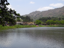 Picturesque Khandala Lake - Maharashtra - India