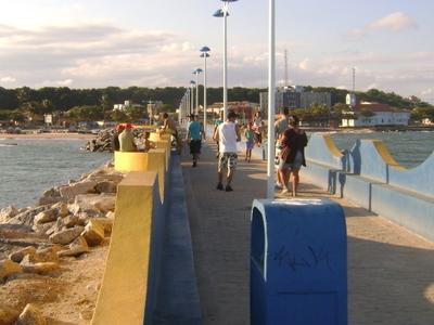 Pier Da Praia Central