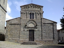 Pieve Of San Gennaro.