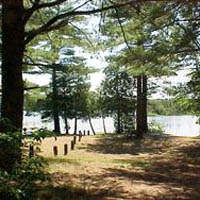 Pike Lake State Forest Campground-Luce