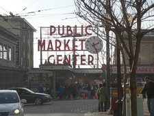 Pike Place Public Market