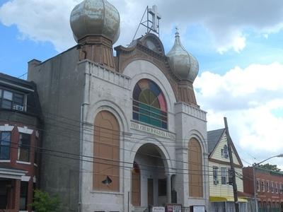 United Church, Longwood Historic District