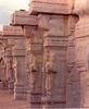 Pillars In Row
