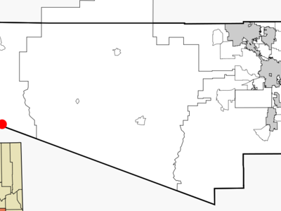 Pima  County  Incorporated And  Unincorporated Areas  Lukeville