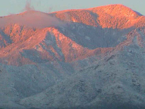 Pinaleno Montañas