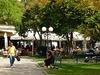 Pindou  Square At  Maroussi
