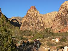 Pine Creek Canyon Trail 02