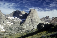 Pingora & Cirque Of The Towers