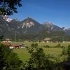 Pinswang Panoram, Tyrol, Austria
