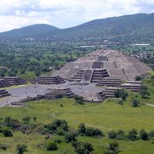 Piramide De La Luna