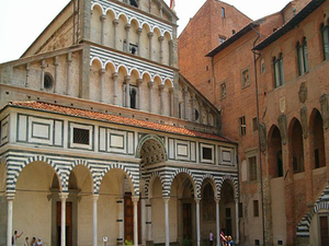 Pistoia Catedral