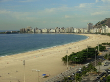 Plaża W Copacabanie