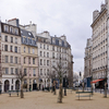 The Place Dauphine