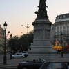 Nightfall In The Place De Clichy