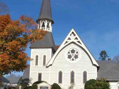 Plantsville  Congregational  Church