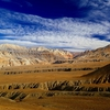 Plateaus In Mustang - Nepal Annapurna
