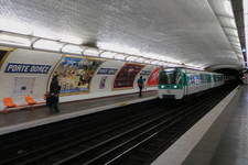 Platforms At Porte Dorée