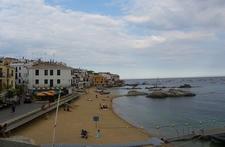 Platja Calella - Palafrugell - Girona Spain