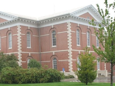 Platte  Courthouse