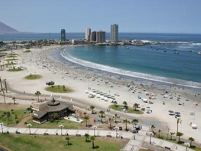 Playa Cavancha De Iquique
