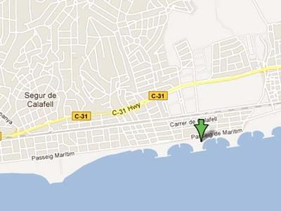 Playa De Les Sorres