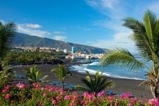 Playa Jardin - Puerto De La Cruz - Tenerife Canarias