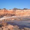 En Playa Caleta
