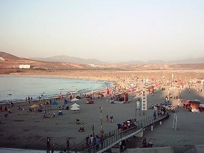 Playa Chica Beach