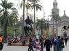 Plaza De Armas - Santiago - Chile