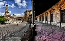 Plaza De España De Sevilla - Spain Andalusia