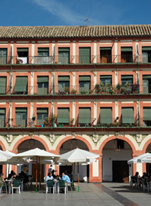 Plaza De La Corredera - Cordoba