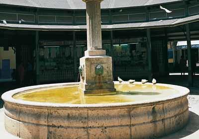 Plaza Redonda Square Valencia