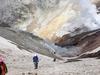 Plenty Of Sulphur Deposits & Boiling Mud - Mutnovsky - Kamchatka