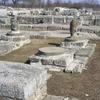 Ruins Of The Early Medieval City Of Pliska