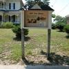 Poe House Info Plaque - Fayetteville NC