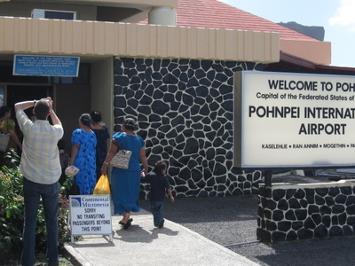 Pohnpei International Airport
