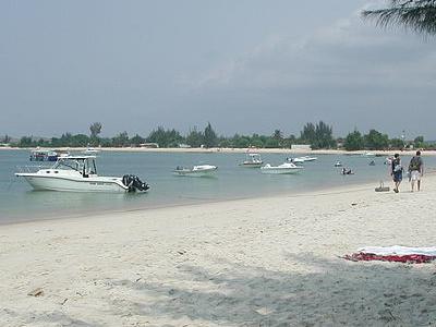 Pointe Denis Beach In Gabon