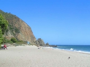 Point Mugu State Park Beach
