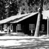Polebridge Ranger Station Historic District - Glacier - USA