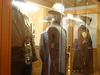 Police Uniforms On Display In The Museum