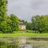 Pond InThe English Garden