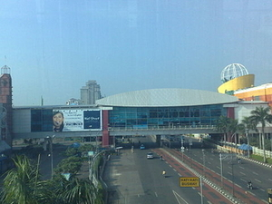 Pondok Indah Mall.