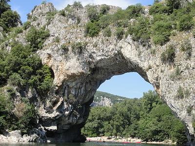 Pont DArc Ardeche