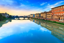 Ponte Alla Carraia Bridge - Florence