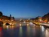 Pont Notre-Dame At Night