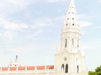 Poondi Matha Basílica