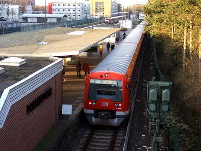 Poppenbüttel Station