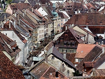 Old City Of Porrentruy
