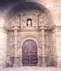 Porta Da Igreja De San Lorenzo