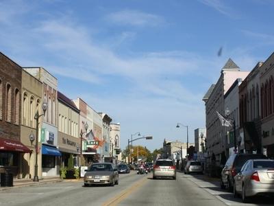 Portage Retail Historic District Cook Between Wisconsin De Witt